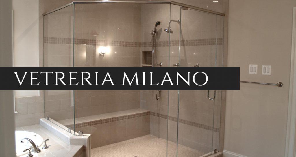 Box doccia su misura Milano