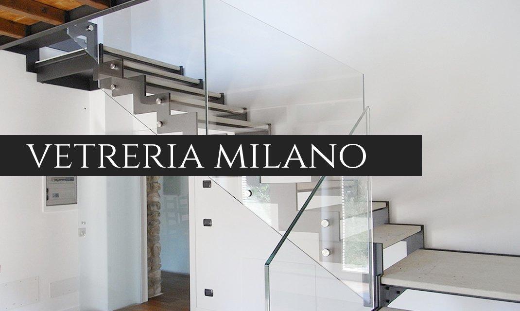 La Vetro Gamma per Vetreria Milano Municipio 8