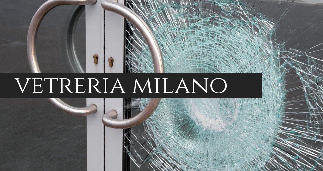 La Vetro Gamma per Vetro antisfondamento Milano