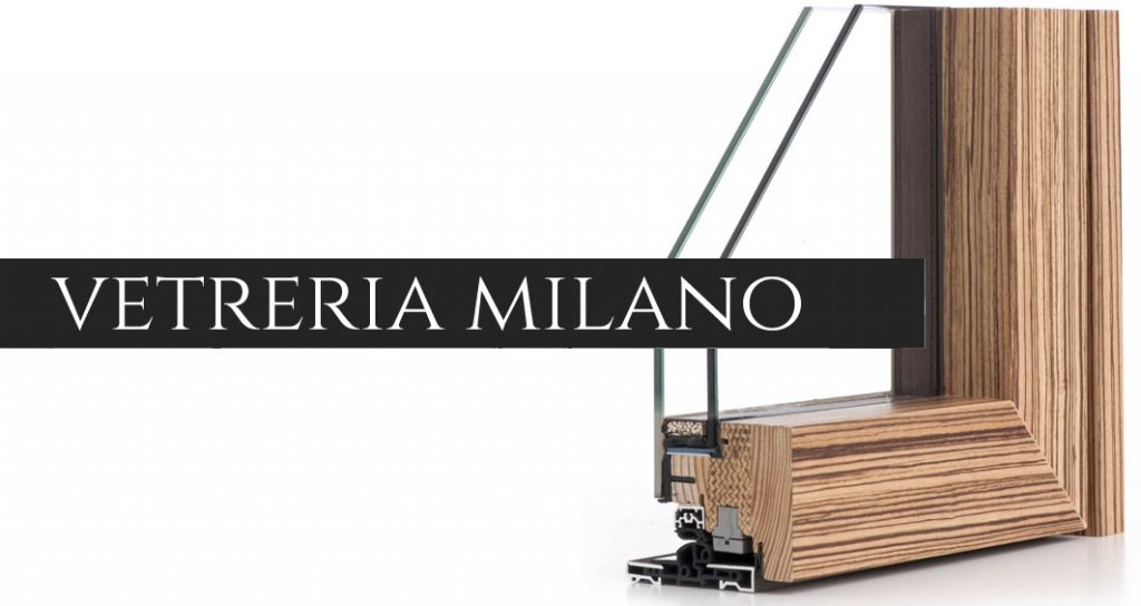 Doppi vetri su misura Milano