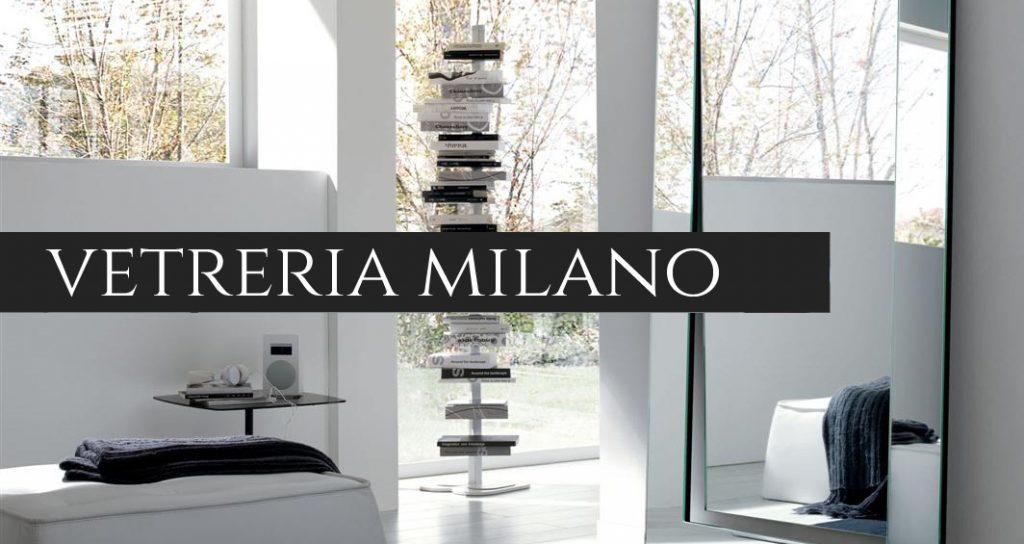 Specchio su misura Milano