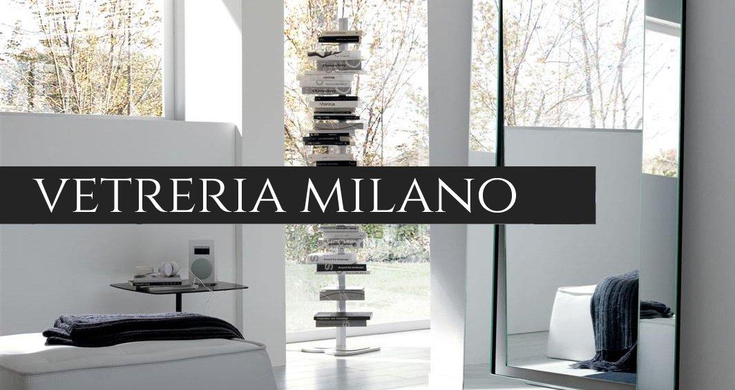 La Vetro Gamma per Specchio su misura Bullona Milano
